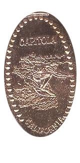 elongated pennies machine